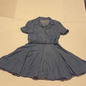 Gap Kids 2969 Indigo Denim Dress